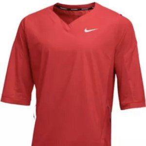Nike Men's Hot Baseball Jacket Short Sleeve